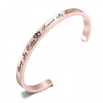 Ensianth Always Forever Bracelet bracelet - Rose Gold - C6186A478D9