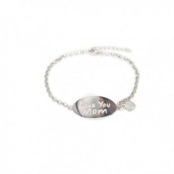 Sterling Bracelet Delicate Circles Glisten - CL12KSFA2B9