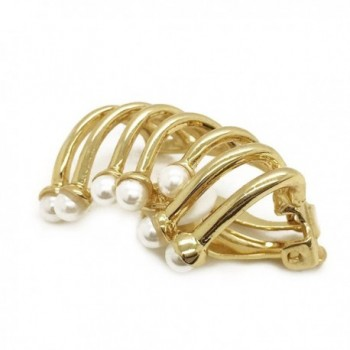 Climber Earrings Crawler Plated Simulated in Women's Clip-Ons Earrings