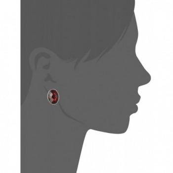 1928 Jewelry Jeweltones Silver Tone Earrings in Women's Stud Earrings