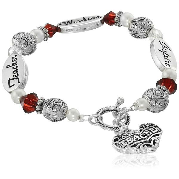 "Expressively Yours Bracelet Teacher- 8"" - CG111N0M64L"