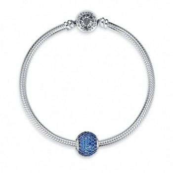 Glamulet Sterling Birthstone Crystal December in Women's Charms & Charm Bracelets