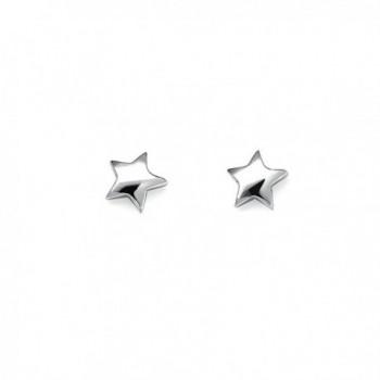HANFLY Star Earrings Sterling Silver