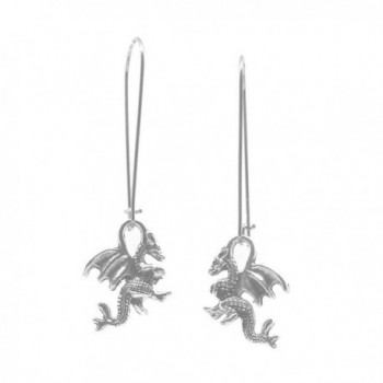 Sabai NYC Mythical Creatures Charm Dangle Earrings on Kidney Earwires - C412N3535O8