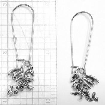 Sabai NYC Mythical Creatures Earrings