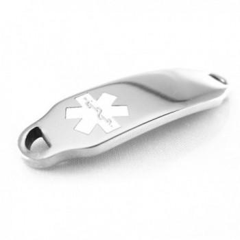 MyIDDr Medical Identification Attached Bracelet
