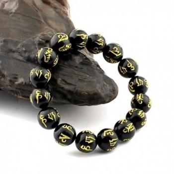 stone Bracelet Meditation Grounding Protection in Women's Stretch Bracelets