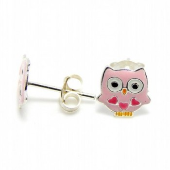 Pro Jewelry Sterling Earrings Children