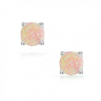 Bling Jewelry Simulated earrings Sterling in Women's Stud Earrings
