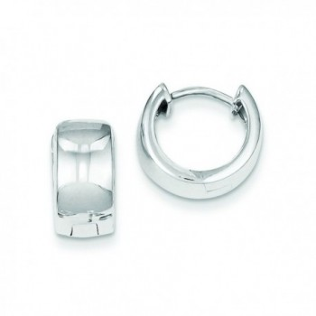 Sterling Silver Hoop Earrings - CG1157380IL