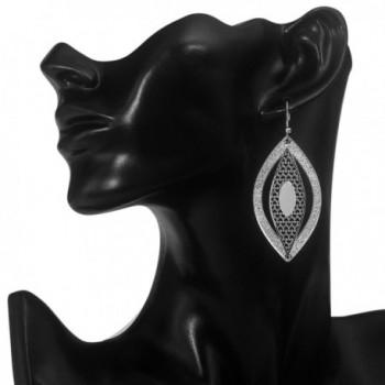 Fashion Novelty Earrings Hollow Shapes in Women's Drop & Dangle Earrings