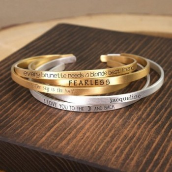 Personalized Engraved Customized inspirational BBR288