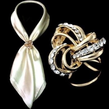 OBONNIE Ladies Crystal Buckle Jewelry in Women's Brooches & Pins