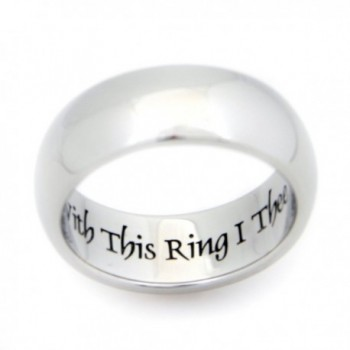 This Ring Thee Wed Inspirational