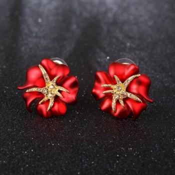 Carfeny Fashion Jewelry Plated Earrings