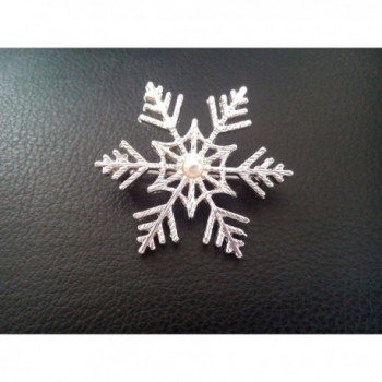 NOUMANDA Winter Wedding Snowflake Jewelry
