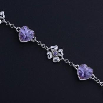 Swarovski Elements Bracelet Girlfriend Jewelry034 in Women's Bangle Bracelets