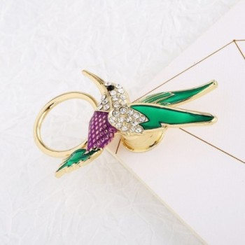 BEICHUANG Hummingbird Magnetic Eyeglass Sunglass in Women's Brooches & Pins