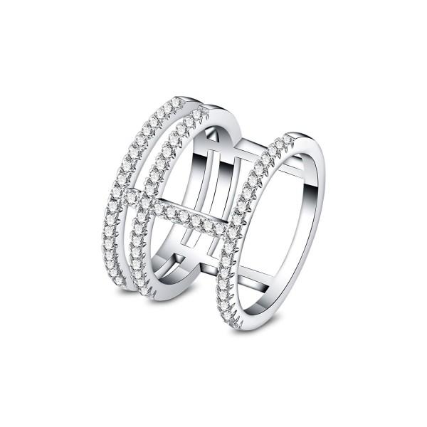 Ismell Fashion Personalized Diamond Engagement - CD12BWYQ3T1