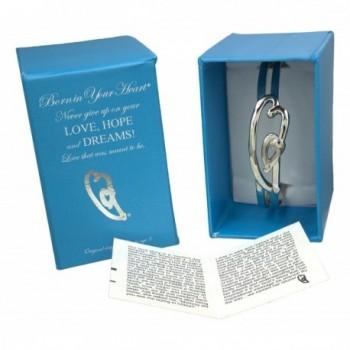 Born Your Heart Cuff Bracelet