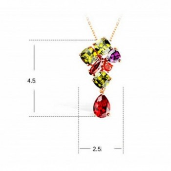 Fashion Jewelry Collection Multicolor Swarovski