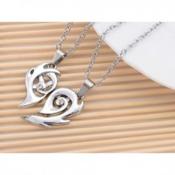 THOBAL pendant relationship necklace couples