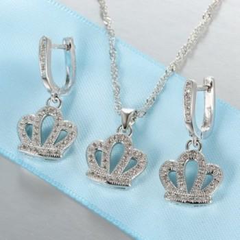 JEMMIN Pendant Necklace Earrings Jewelry