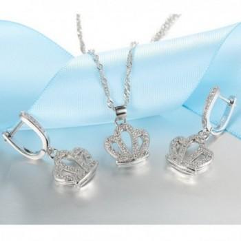 JEMMIN Pendant Necklace Earrings Jewelry in Women's Jewelry Sets