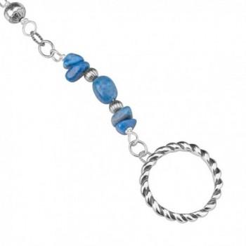 American West Lapis Chain Bracelet in Women's Link Bracelets