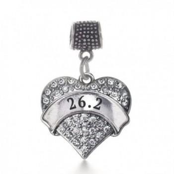 Inspired Silver Bracelets Compatible Chamilia - CR124RFQG2L