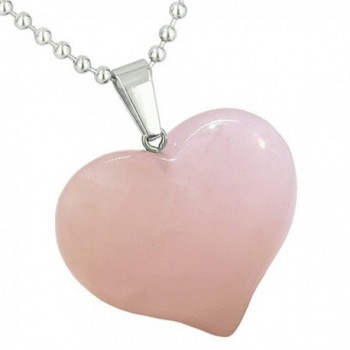 Amulet Gemstone Healing Pendant Necklace