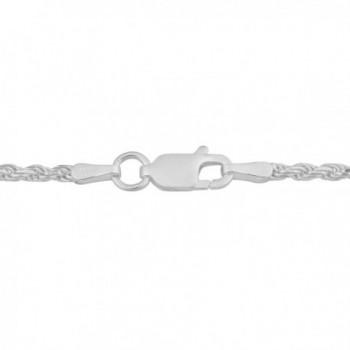 Sterling Silver 1 9mm Diamond Cut Bracelet