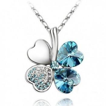 Swarovski Elements Crystal Necklace Earrings