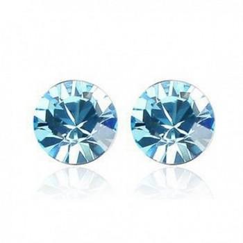 Swarovski Elements Crystal Necklace Earrings in Women's Jewelry Sets