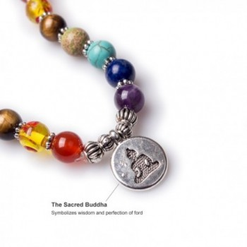 Pendant Buddhist Gemstone Necklace Bracelet in Women's Charms & Charm Bracelets