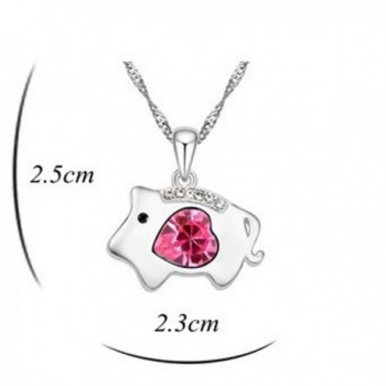 Shining Life Swarovski Elements Necklace