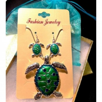 DianaL Boutique Colorful Necklace Earrings in Women's Jewelry Sets