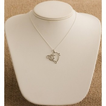 Pendant Necklace Sterling Silver Pendent