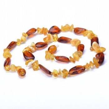 Stylish handmade Baltic Amber Necklace