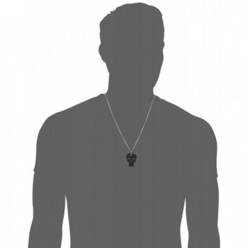 Marvel Comics Punisher Stainless Necklace