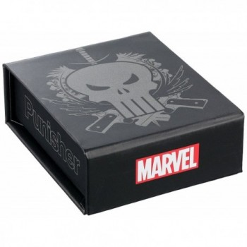 Marvel Comics Punisher Stainless Necklace in Women's Pendants