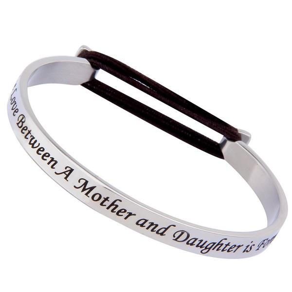 Lywjyb Birdgot Daughter Bracelet Hairband - mother daughter bracelet - CJ182LTYL6U