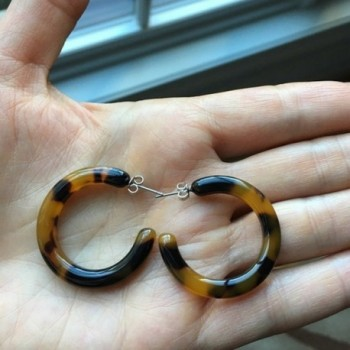 Tortoise Shell Earrings Jewelry Auralee