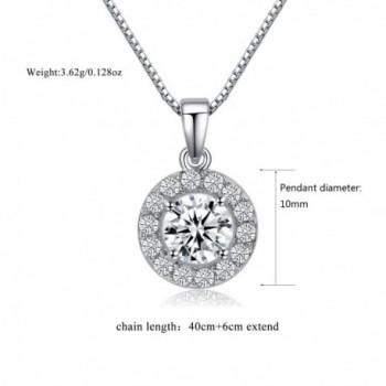 LicLiz Zirconia Pendant Necklace Extended in Women's Y-Necklaces