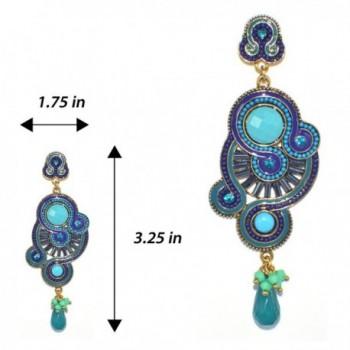 DongStar Fashion Jewelry Chandelier Earrings in Women's Drop & Dangle Earrings