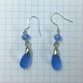 Dangle Pendant Earring Handmade Mother in Women's Jewelry Sets
