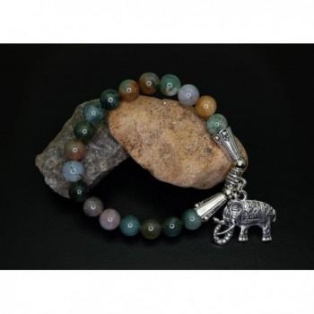 Falari Elephant Natural Bracelet B2448 IA