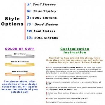 Mantra Phrase Customize Dolceoro Bracelet