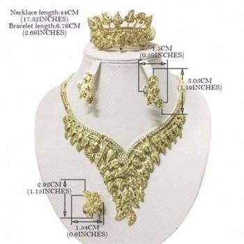 Moochi Crystal Embedded Necklace Jewelry