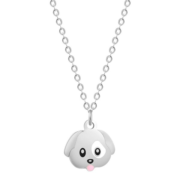 Fashion Expression Jewelry Accessories Necklace - White - C01843NC7EM